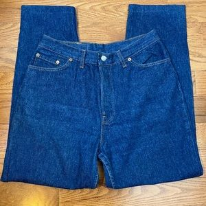 Vintage Levi's 501 Button Fly Mom Jeans